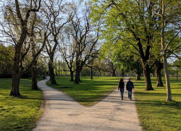 Prolog: Der Sanity Walk und Annette Etges Fotoprojekt #einskommafuenfmeter
